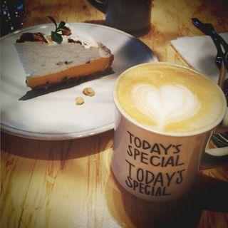 レモンクリームパイ(TODAY'S SPECIAL 自由が丘 (【旧店名】TODAY'S TABLE))