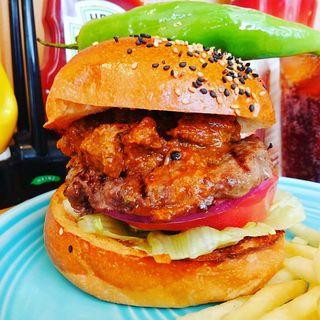 スティッキーフィンガーズバーガー(The Burgerlion-バーガリオン)