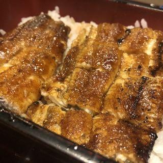 鰻丼 竹(田舎庵)