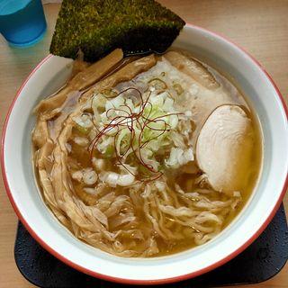 山形中華そば(麺や 陽風(はるかぜ))