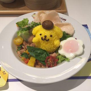 ガパオライス(ポムポムプリンカフェ 横浜店 )
