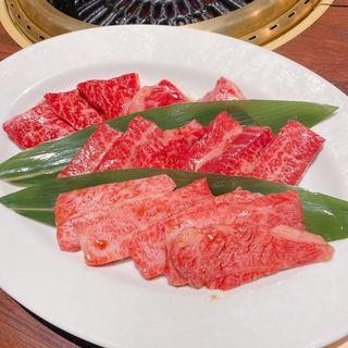 かいのみ & 笹肉