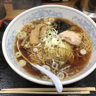 手もみラーメン(福しん 新宿小滝橋店 )