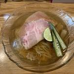 冷やしらぁ麺 醤油(麺や 一想)