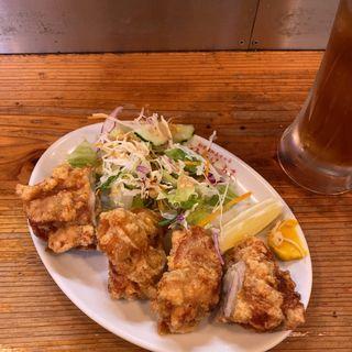 鶏のから揚げ 2個(英洋軒 姫路駅前店 )