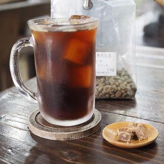 アイスコーヒー(コロンビア スプレモ)