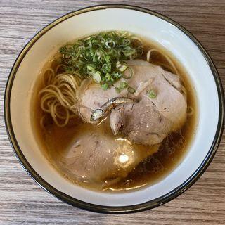 にぼしょうゆ(煮干しラーメン にぼってる)