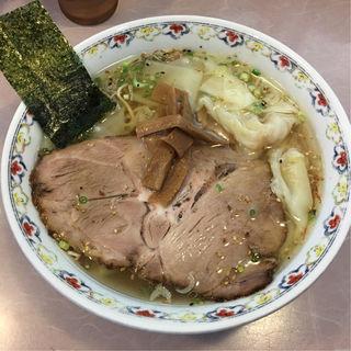 しおわんたん麺(春木屋 郡山分店 (はるきや))