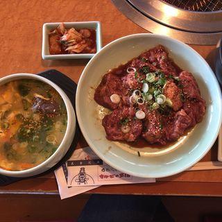 漢熟成ハラミランチ(カルビの王様 八尾店 (カルビノオウサマ))