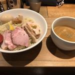 特製鶏白湯つけ麺