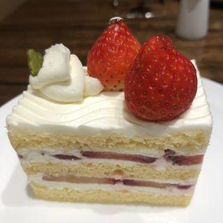 ケーキセット(東京風月堂 銀座本店)