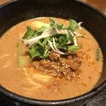 担々麺(餃子酒場 四谷本店 )