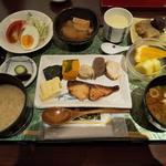 和食(朝食・プレート)