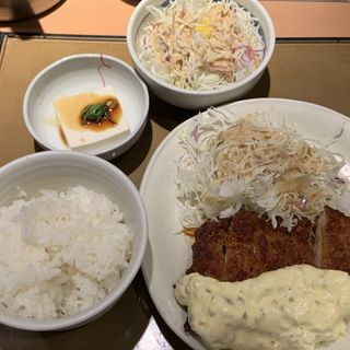チキン南蛮定食(期間限定価格)
