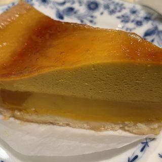北海道産かぼちゃのタルト