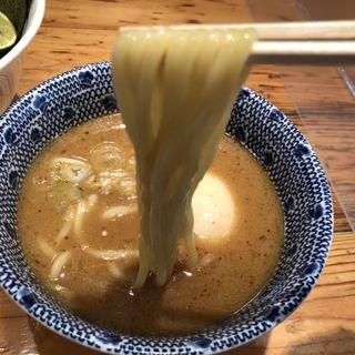 濃厚味玉つけ麺
