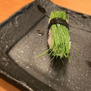 芽ネギ(TAIZUSHI (タイズシ 【旧店名】すしの利行))