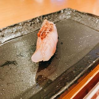 金目鯛(TAIZUSHI (タイズシ 【旧店名】すしの利行))