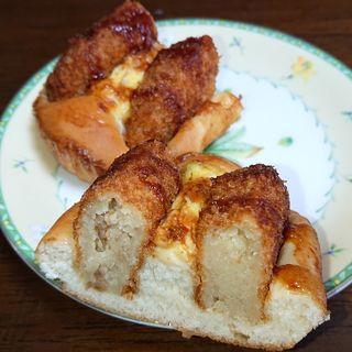タルタルコロッケパン(神戸屋キッチン エクスプレス アトレ川崎店)
