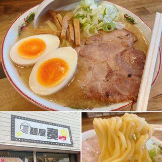 濃厚鶏そば(麺屋 奏 (カナデ))