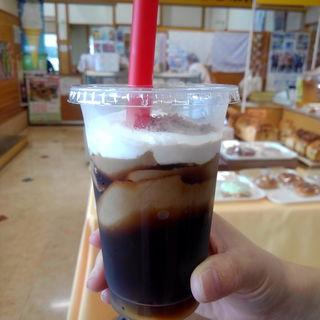 飲むゼリー バレンシアコーヒー&カフェオレ
