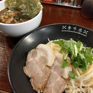 魚介牛骨つけ麺(香味徳  銀座店)