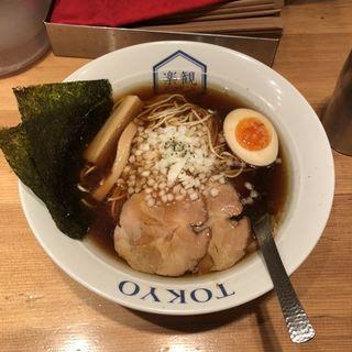 琥珀(楽観 NISHIAZABU GOLD )