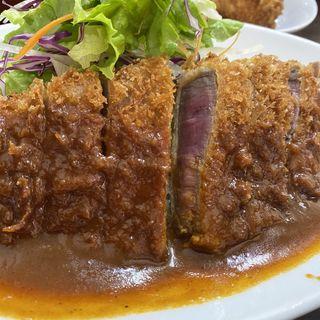 ビフカツ(洋食の朝日 (ヨウショクノアサヒ))