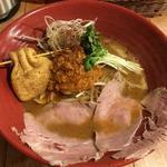 北海道風味噌らーめん(創作らーめん style林 (ソウサクラーメン スタイルハヤシ))