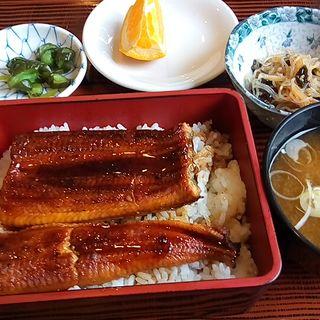 うな丼(レストラン椿 )