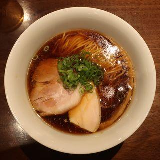 醤油らぁ麺(らぁ麺すぎ本)