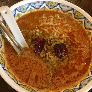 激辛担々麺(中国ラーメン揚州商人 港北店 (チュウゴクラーメン・ヨウシュウショウニン))