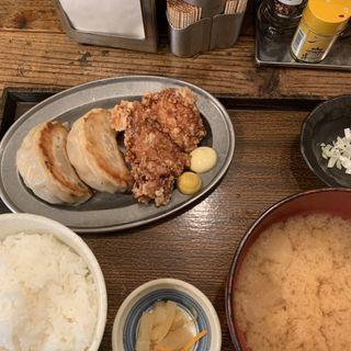 製造所定食(SAPPORO餃子製造所 すすきの店)