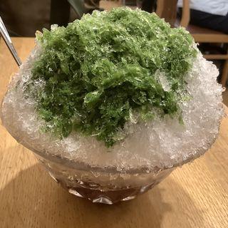 氷宇治(みはし アトレ上野店 )