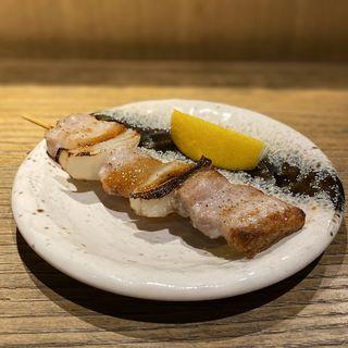 豚バラ(大銀杏 (おおいちょう))