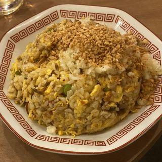 スタミナチャーハン(中国料理 もみぢ)