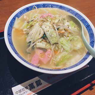 長崎ちゃんぽん(萬龍 )
