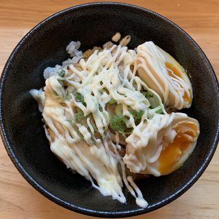 チャーシュー丼(麺匠 輪)