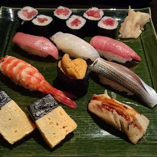 寿司懐石「蘭」