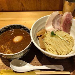 特製濃厚鶏つけ麺(並)