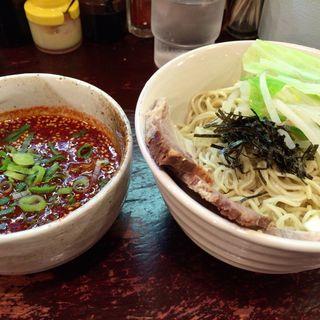 辛味つけ麺(あぁ博多人情 秋田店 )