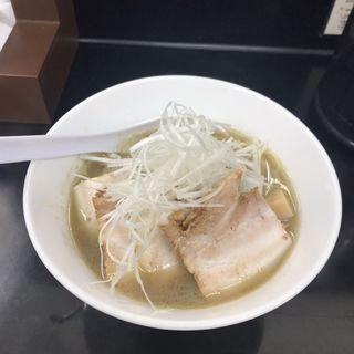 煮干し中華そば HARD(煮干中華そば のじじ )