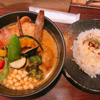 チキンスープカレー(Rojiura Curry SAMURAI. 神楽坂店 (Rojiura Curry SAMURAI.))