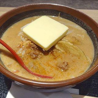 北海道味噌バターらーめん
