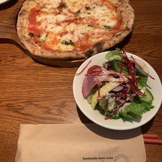 マルゲリータ(namihey pizza)