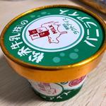 松永牛乳(株)のバニラアイス