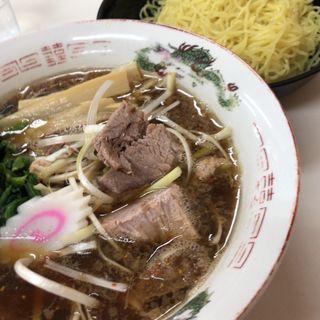 ネギつけ麺(拉麺職人満大 )