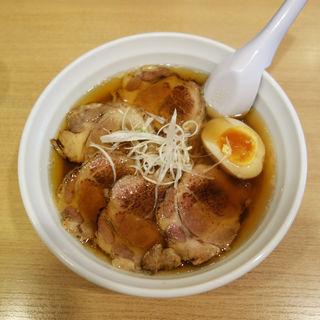 炙りチャーシュー湯麺
