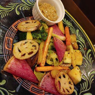 野菜のグリル(とどろき二丁目バル )