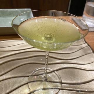 緑茶(ル・マロニエ)